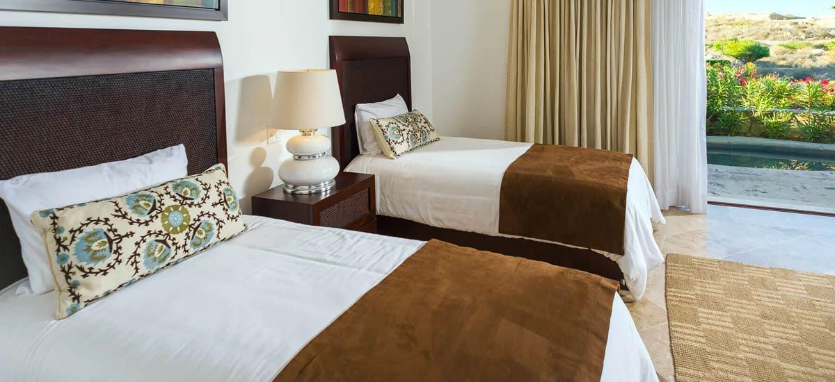 casa tropico double bedroom