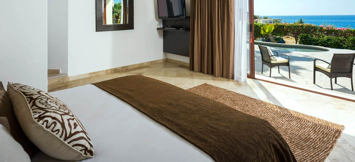 casa tropico single bedroom