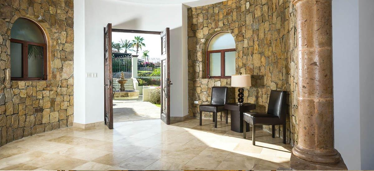 casa tropico entrance
