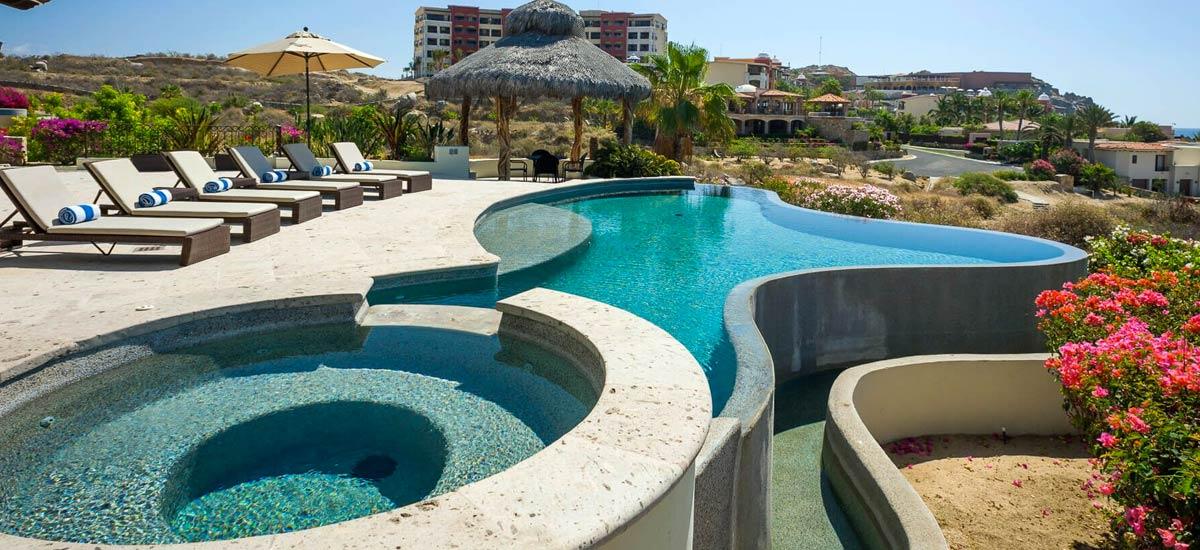 casa tropico jacuzzi pool
