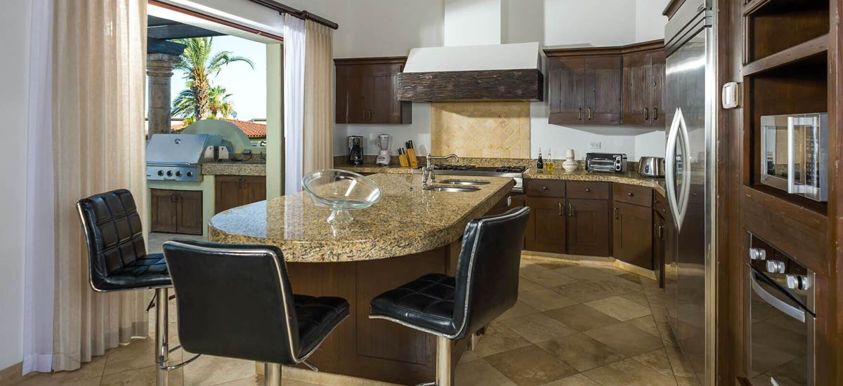 casa tropico kitchen