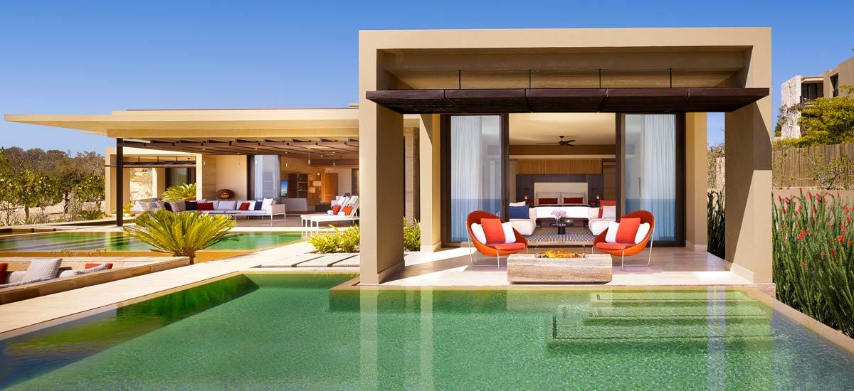 casa twin dolphin pool