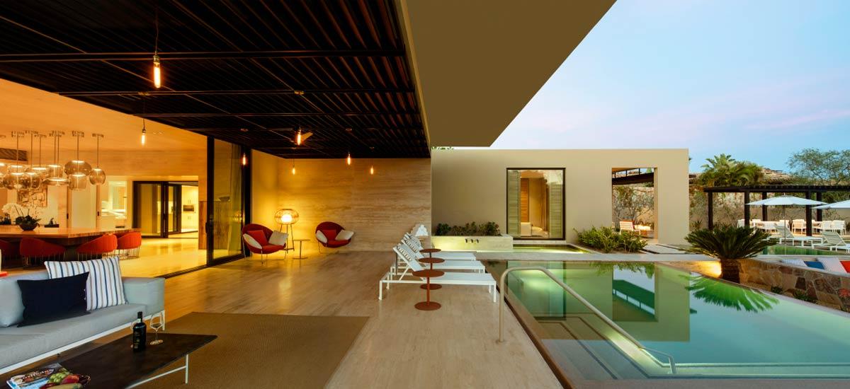 casa twin dolphin terrace pool