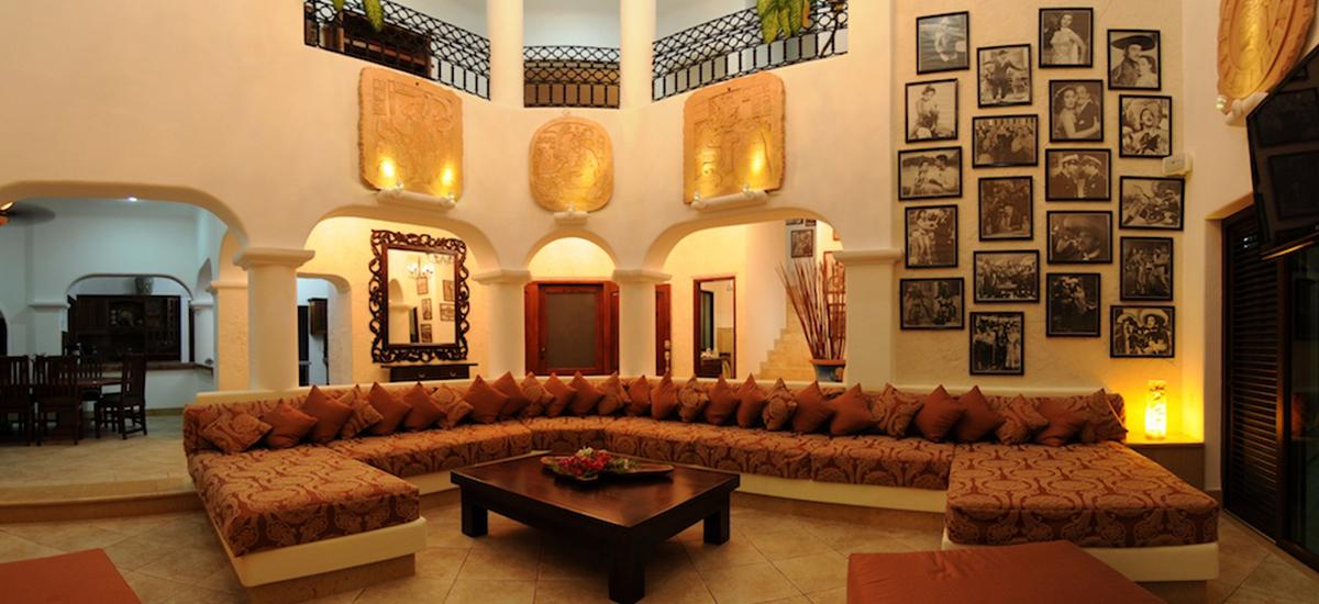 casa yardena villa inside