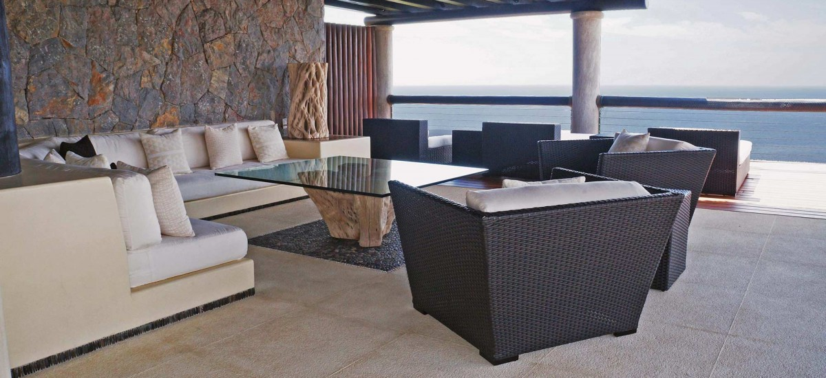 casa zihuat outdoor lounge zihuatanejo