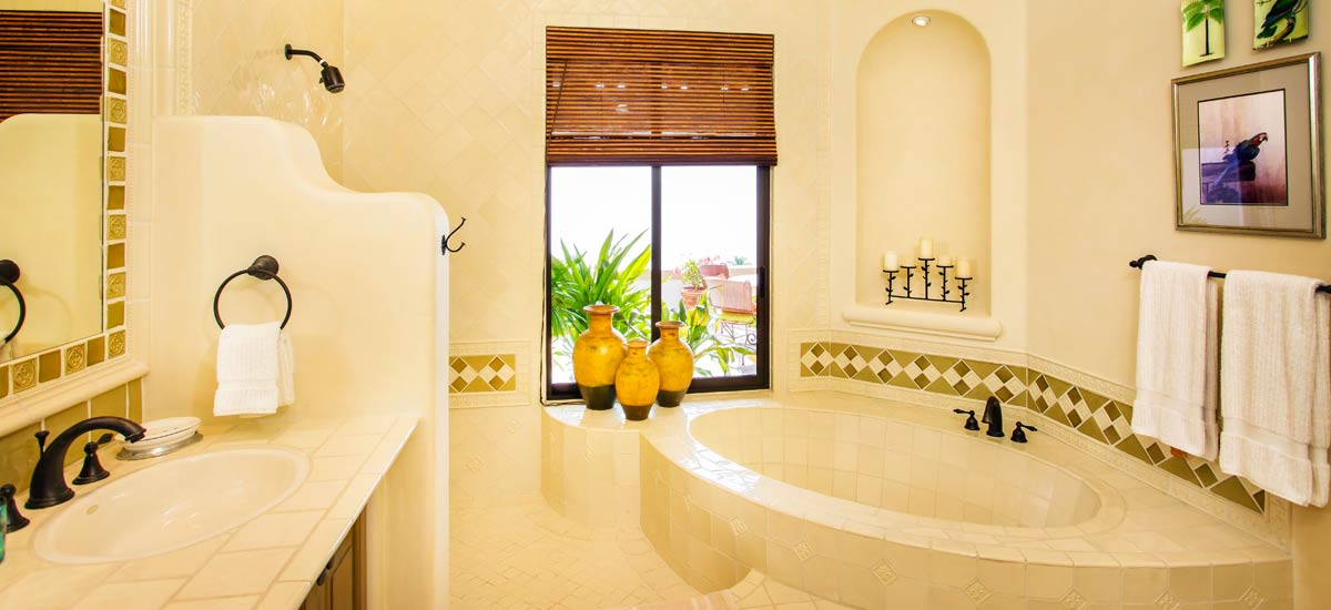 casita 5 del mar bathroom 2