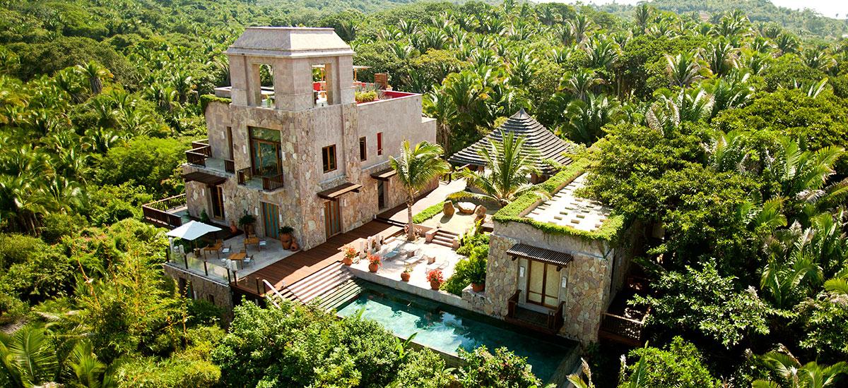 casona jaguar imanta resort