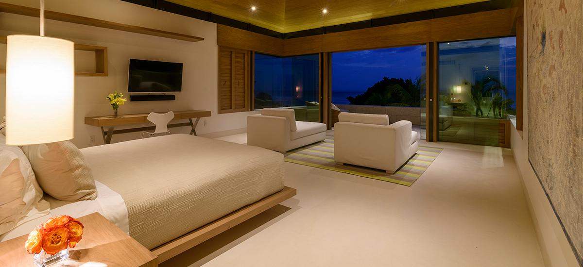 estate amanecer bedroom