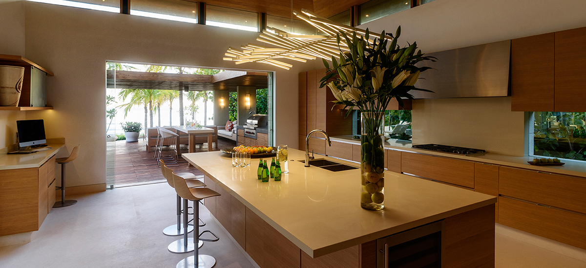 estate amanecer kitchen