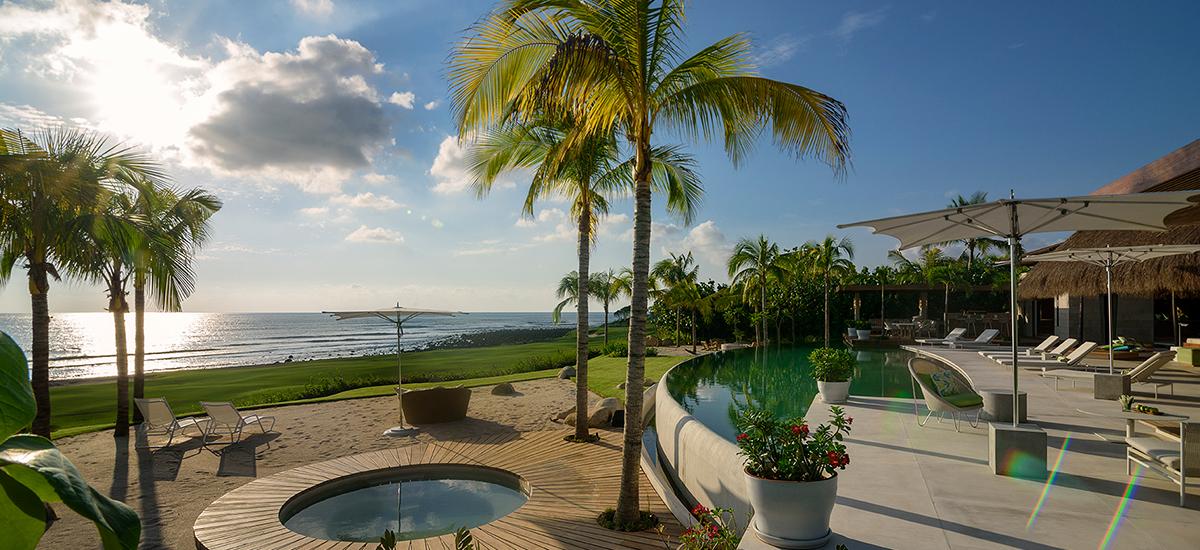 estate amanecer ocean view