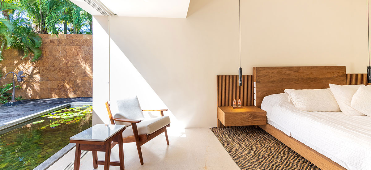 Estate Buho Bedroom 1 Bath