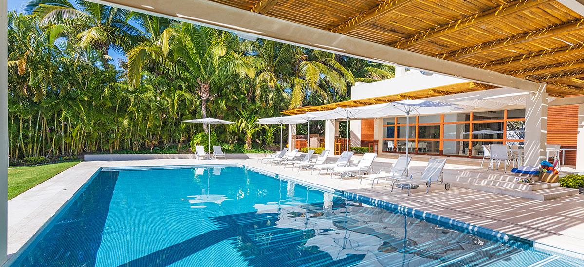 Estate Buho Pool lounge