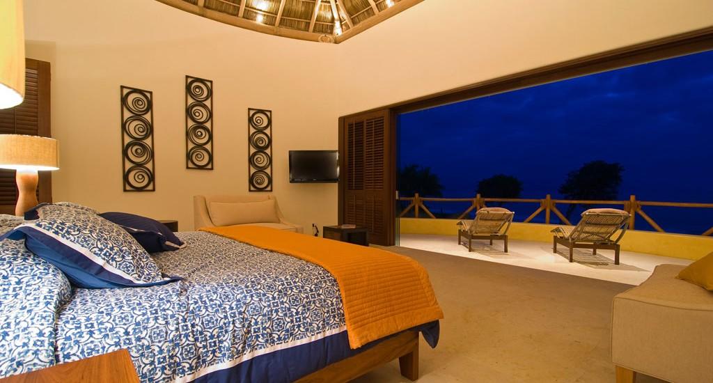 estate cocodrilo bedroom