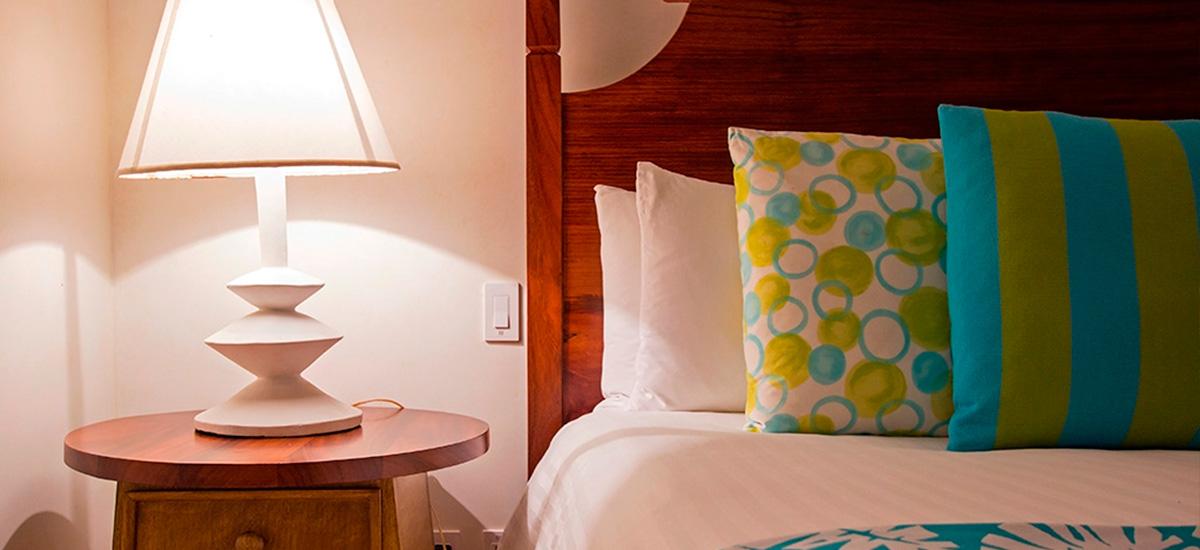 state cruz del sur bedroom details