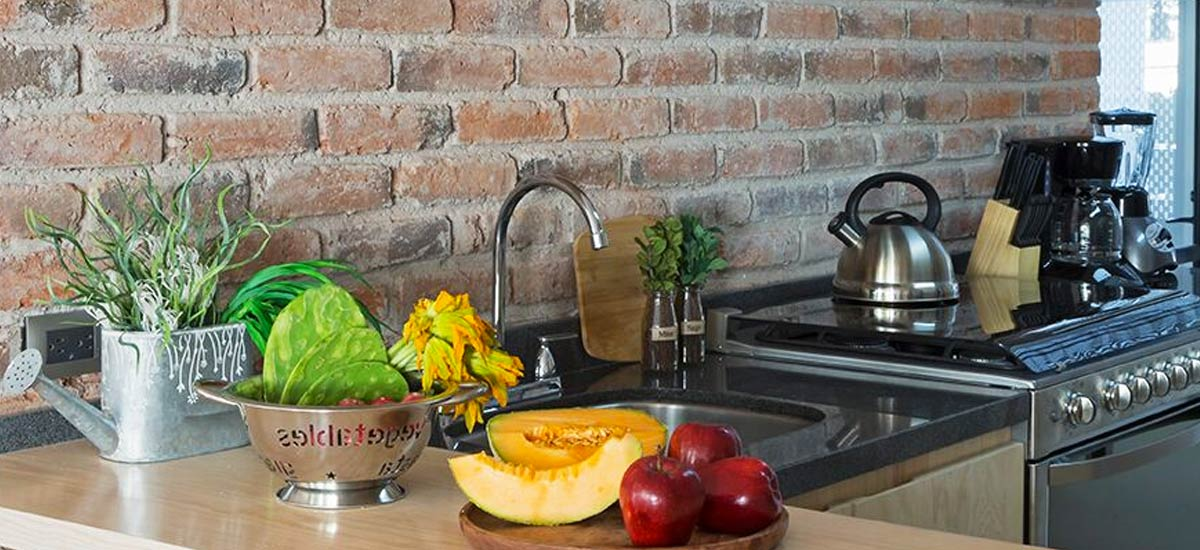 gardens retrat kitchen