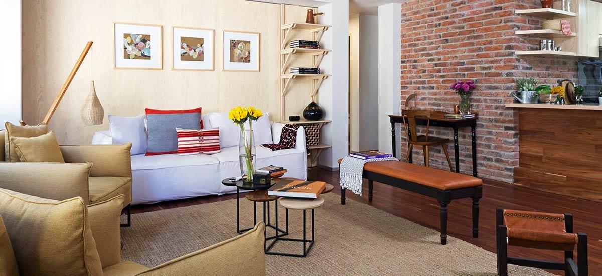 gardens retreat living room