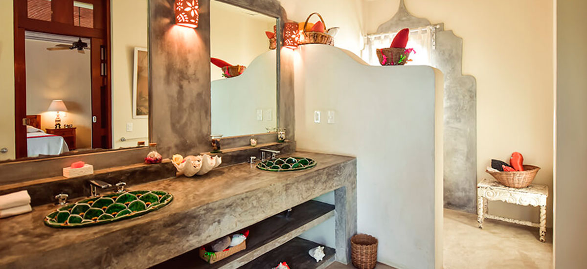 hacienda del mar bathroom
