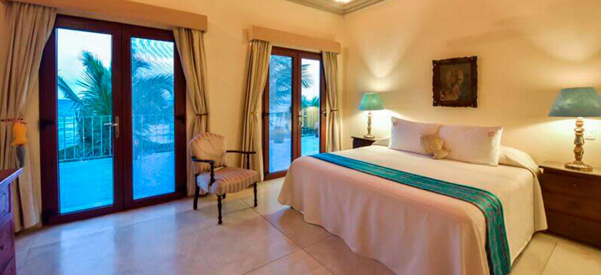 hacienda del mar bedroom