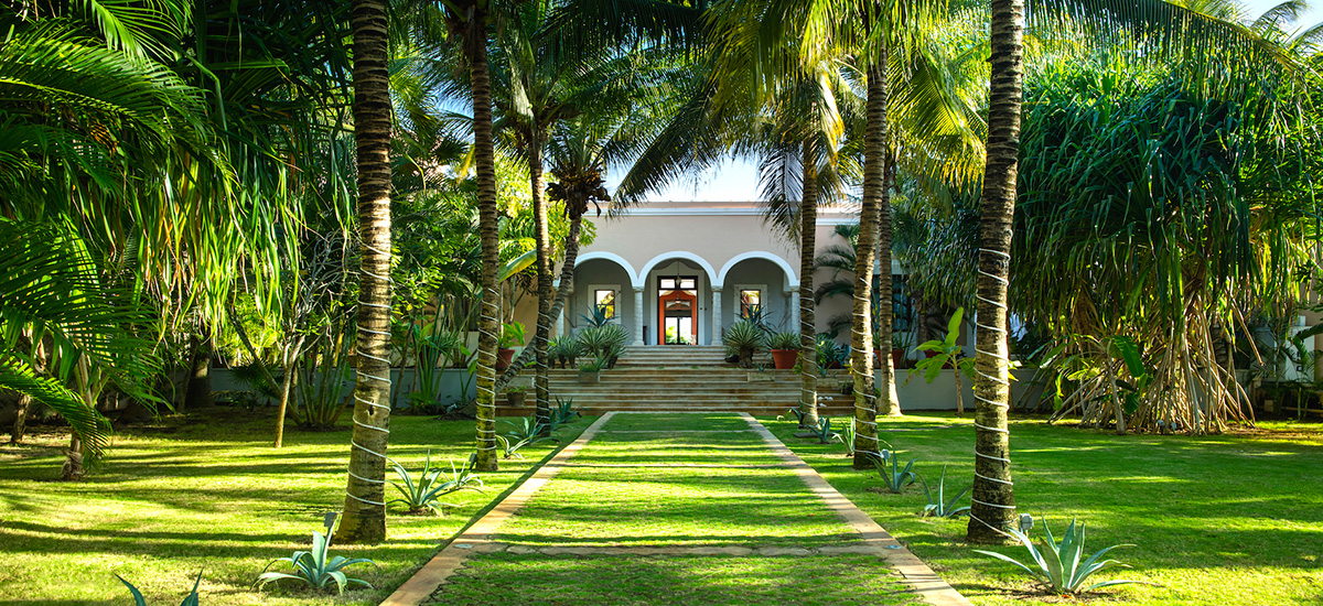 hacienda del mar outdoors