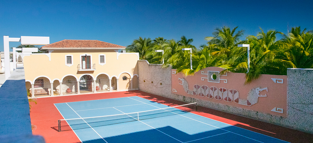 hacienda magica tenis