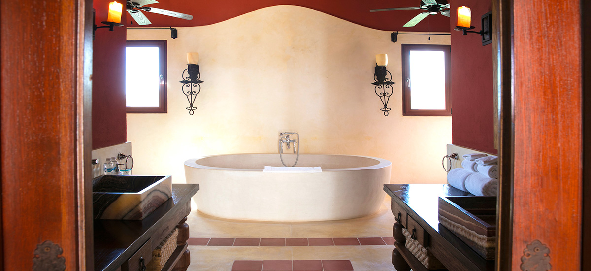 hacienda magica tub