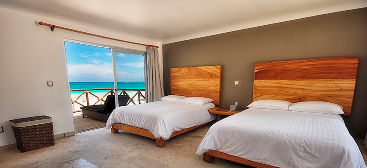 hacienda paraiso bedroom double