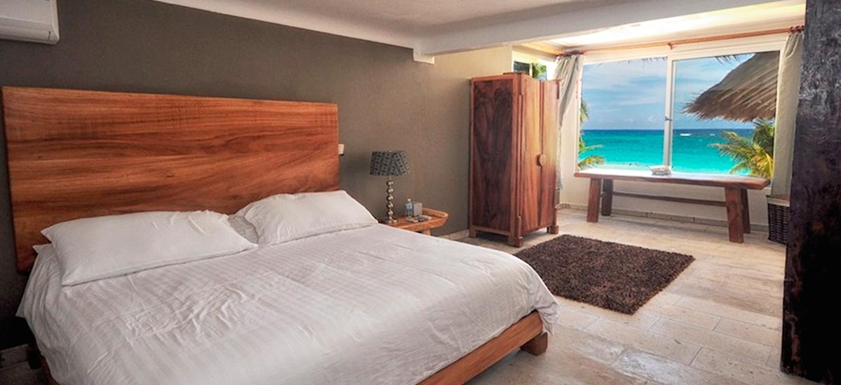 hacienda paraiso bedroom