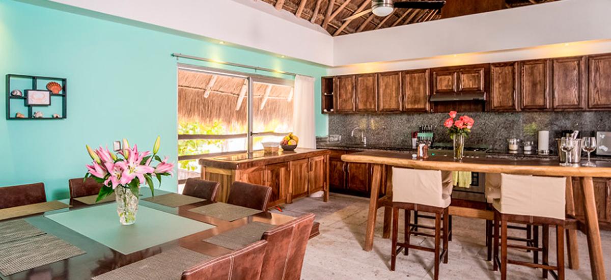 hacienda paraiso kitchen