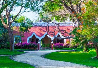 Hacienda Petac Yucatan