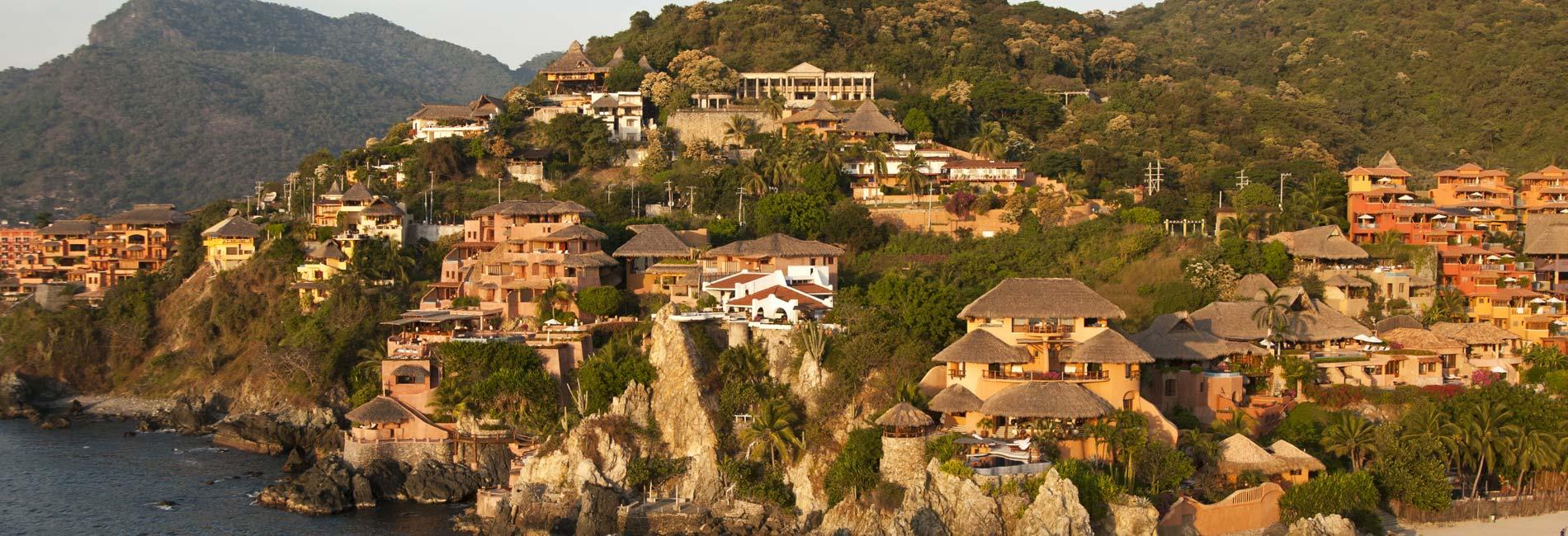 ixtapa zihuatanejo luxury villas