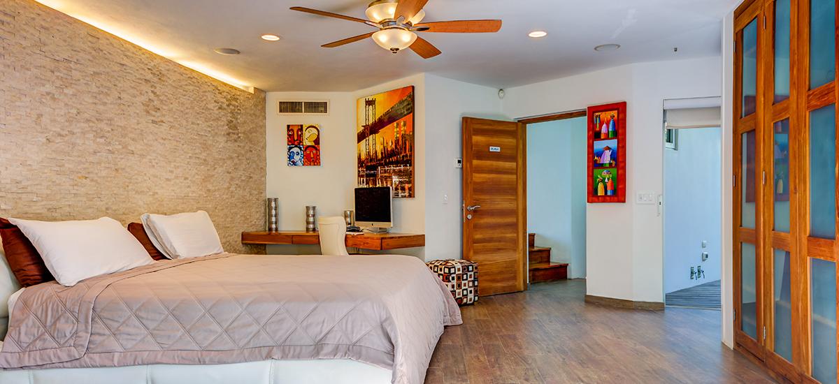 kite house bedroom