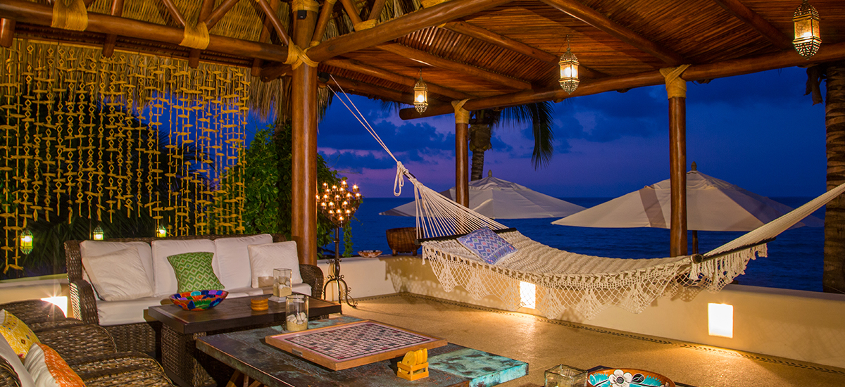 la troza hammock