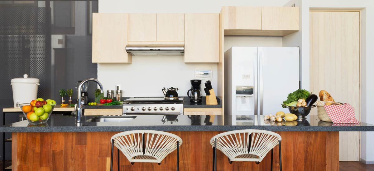 laredo aerie penthouse kitchen