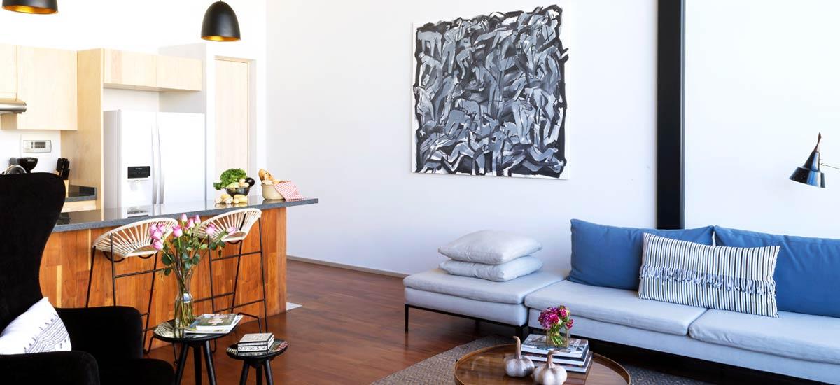 laredo aerie penthouse living room
