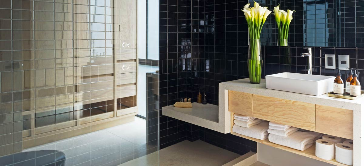 laredo aerie penthouse main bathroom