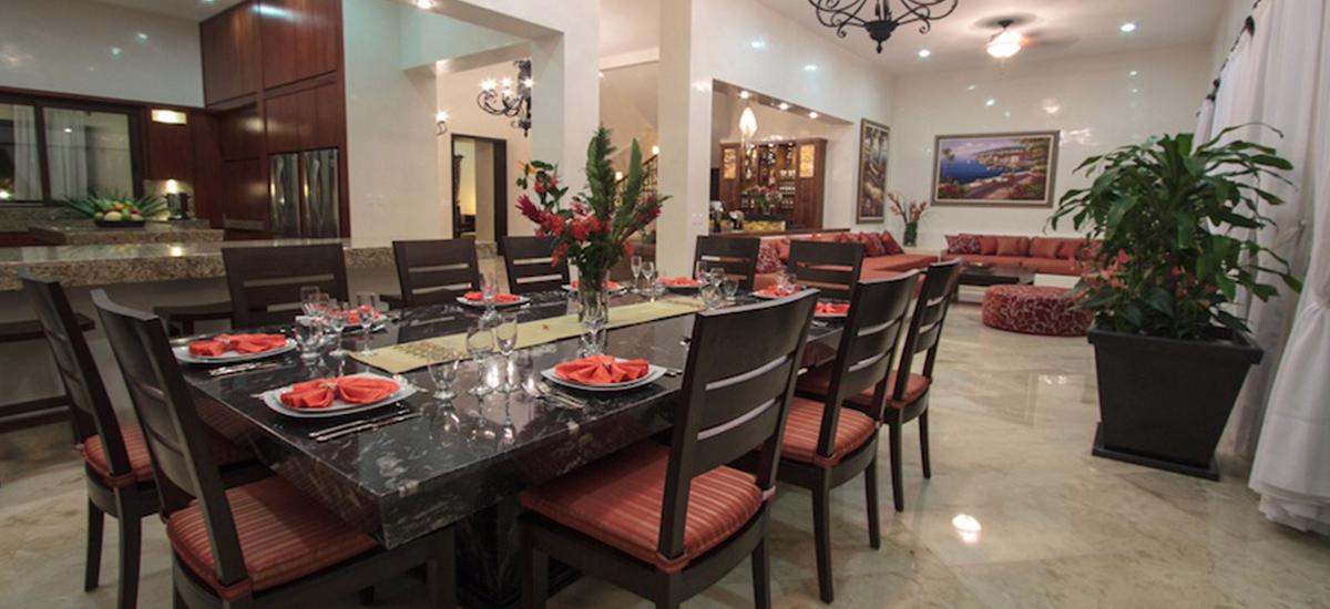 lol beh villa dinner room