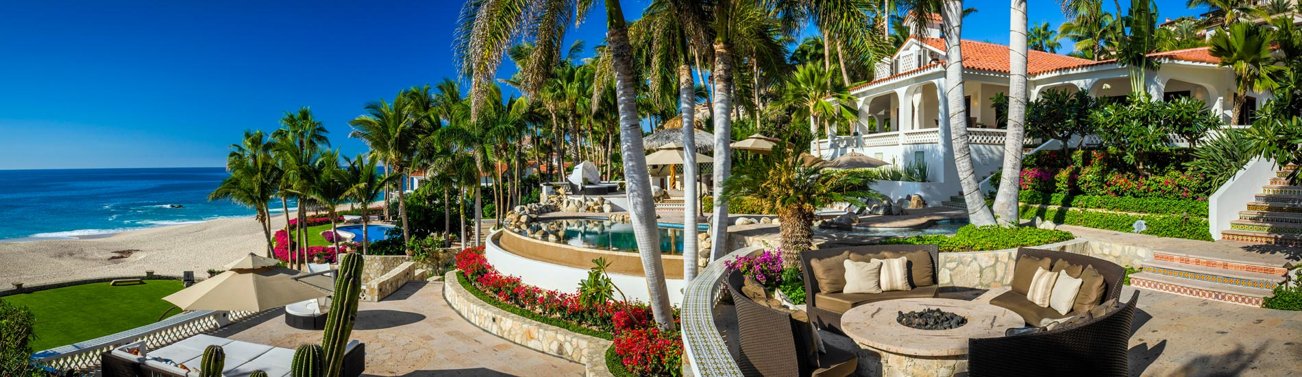 los cabos luxury villas