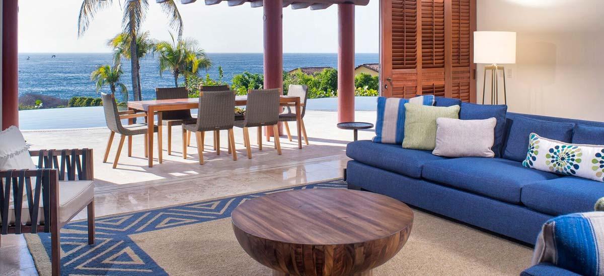luna villa ocean view