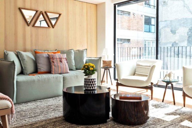 Luxury apartment in Condesa, Mexican Groove