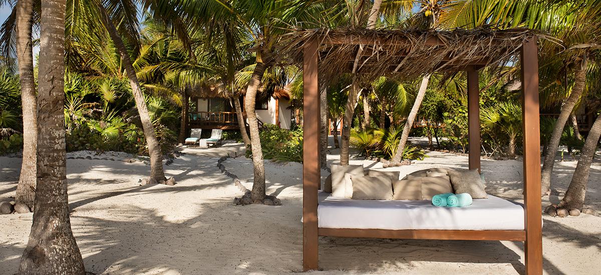 Mukan Beach Bed