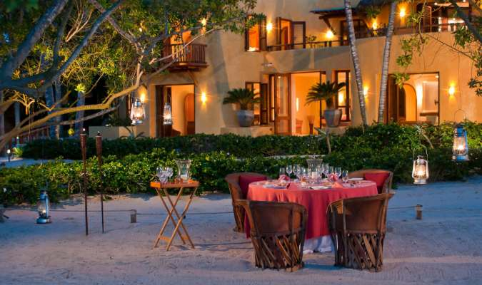 One of the best villas for food lovers in Mexico, Palmasola