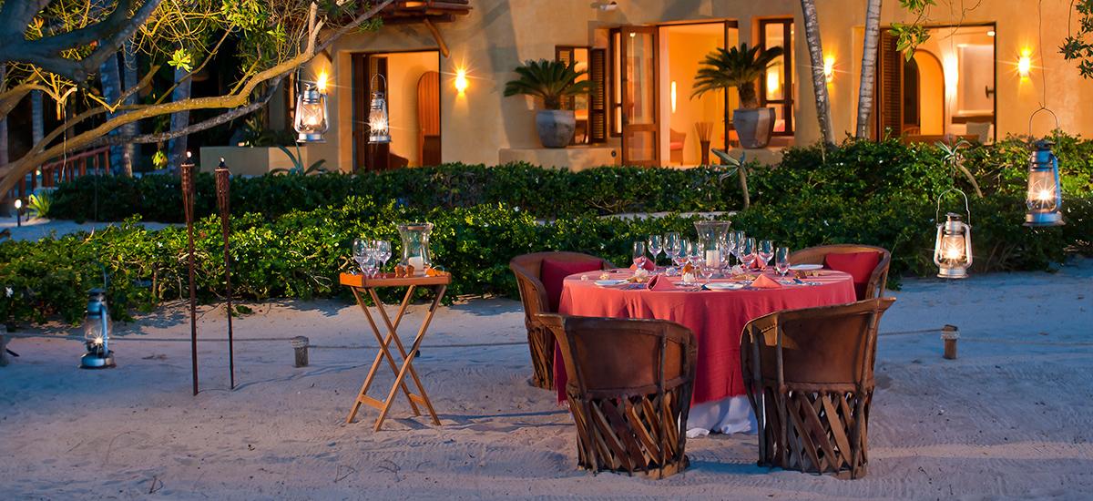 palmasola dinner beach