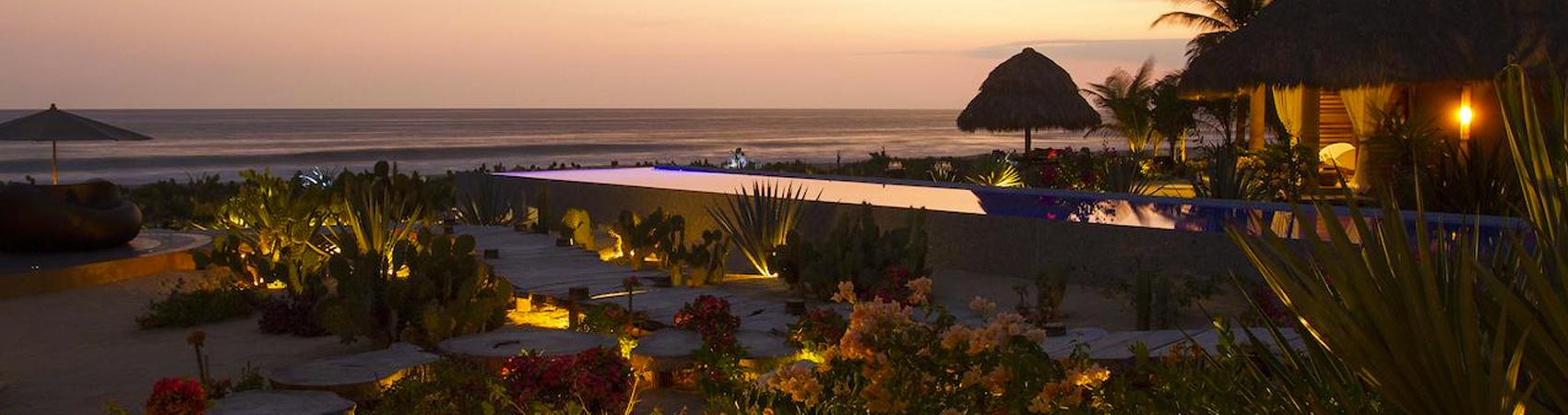 Puerto Escondido Luxury Villas