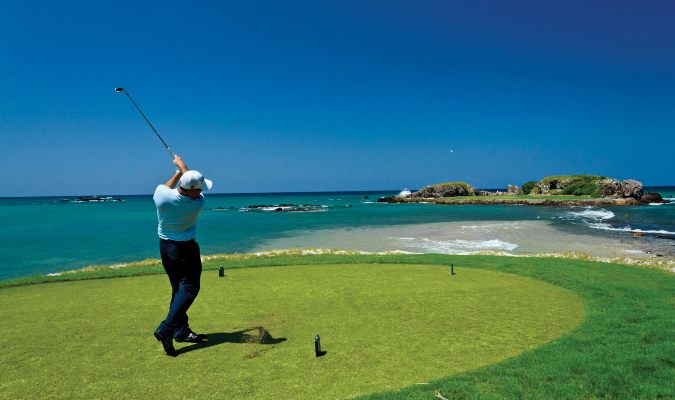 Punta Mita is one of Mexico's top golfing destinations