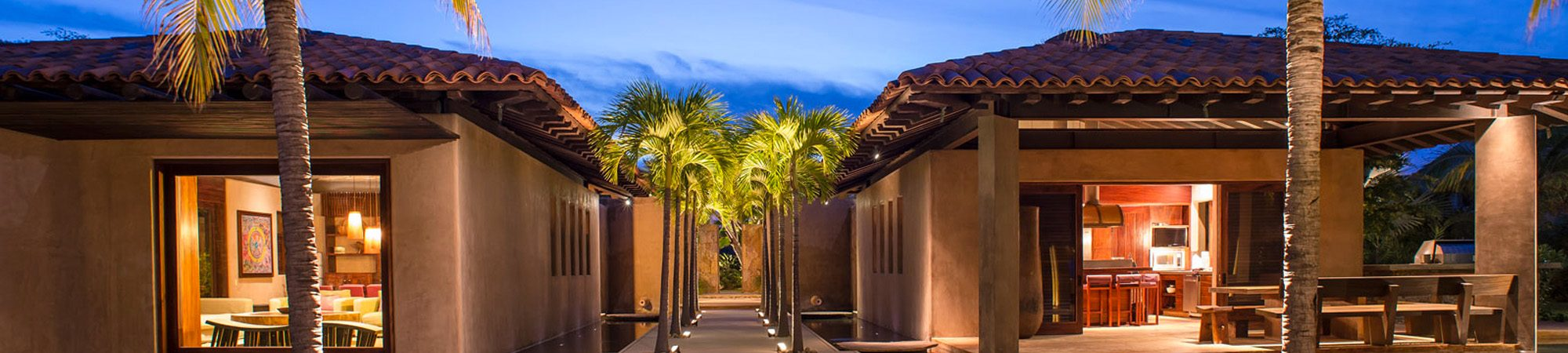 punta mita luxury villas | journey mexico