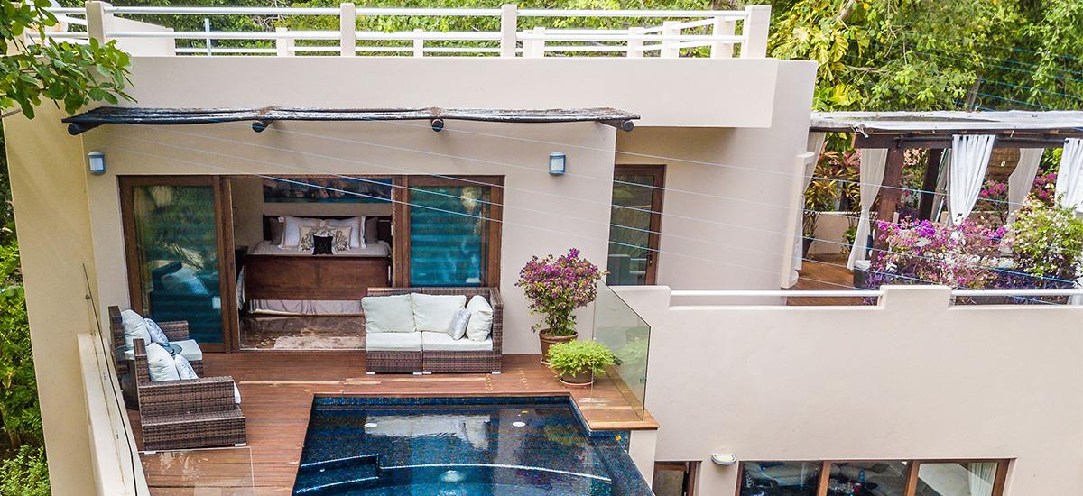 villa quinta clara pool