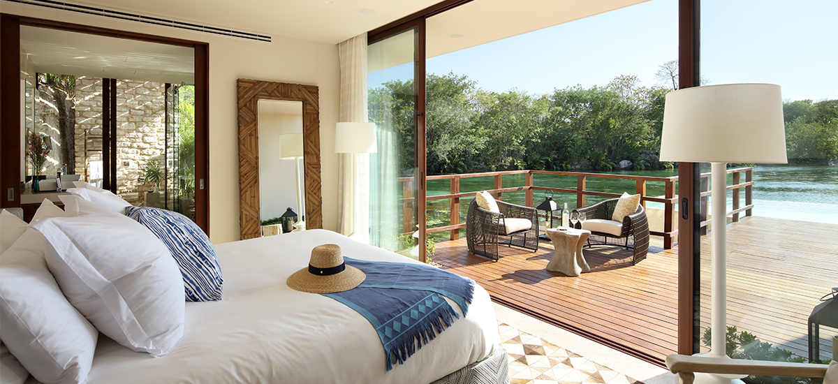 rosewood villa bedroom 2