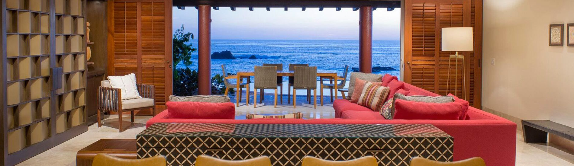 sol villa at four seasons punta mita villas by journey mexico