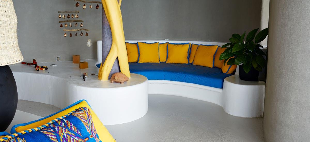 tigre del mar living room 4