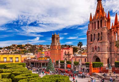 Tour san miguel de allende inside and out